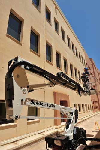Spider Lifter