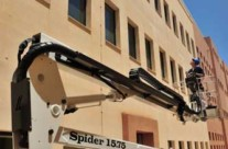 Spider Lifter 12